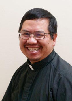 John Tran in clericks
